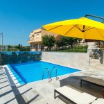 Mostar Villas - Villa Filipovic - Terrace with the swiming pool