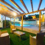 Mostar Villas - Villa Filipovic - swimming pool 2