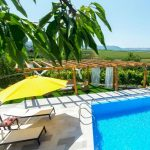 Mostar Villas - Villa Filipovic - Garden with swimming pool