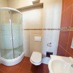 Apartment Orca Centar Bathroom with shower