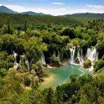 Mostar Tours - Tour Herzegoivna --KRAVICA Waterfall in Ljubuski Herzegovina