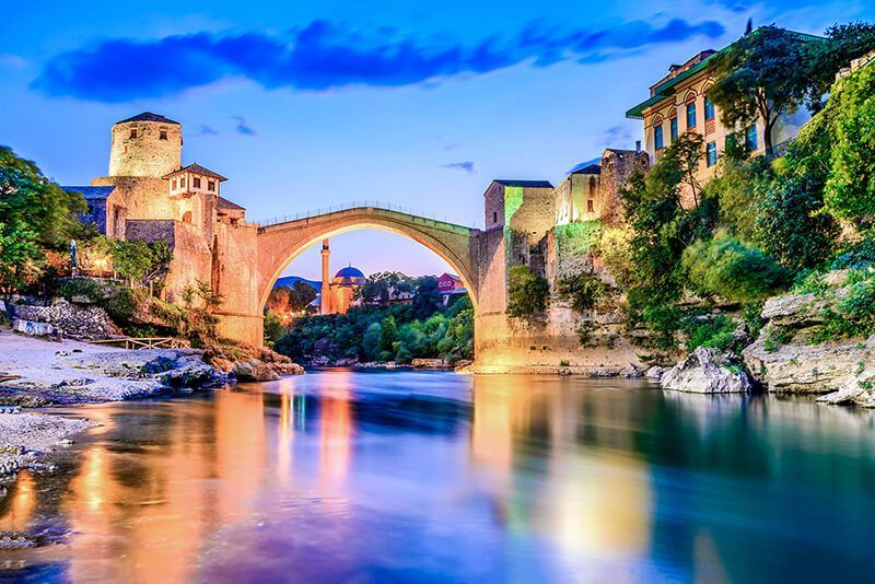 Hit Booker Mostar | Luxury Villas | Holiday Homes | Apartments | Rooms | Tours Stari-most The Most Famous Mostar Bridges to Know About