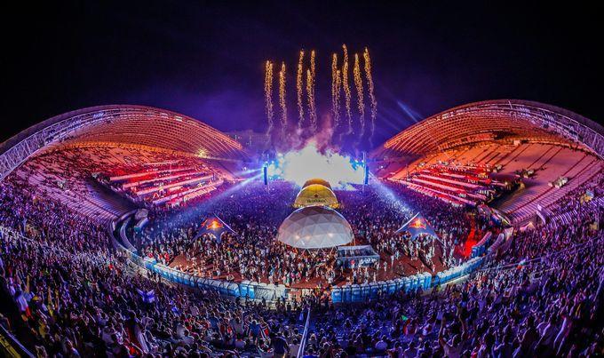 ULTRA Music Festival in Split