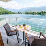 Luxury Villa Ana Balcony View