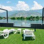 Luxury Villa Ana Swimming Pool Deck and Garden