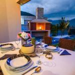 Luxury Villa Ana Barbecue by the Pool