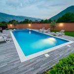 Luxury Villa Ana Outside Swimming Pool