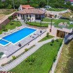Luxury Villa Ana Swimming Pool View