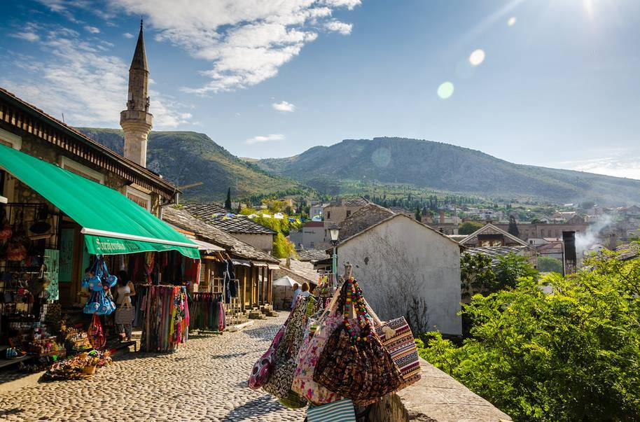Hit Booker Mostar | Luxury Villas | Holiday Homes | Apartments | Rooms | Tours Mostar-Old-town-Hit-Booker-1 Golden rules of visiting Mostar
