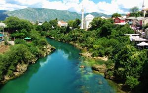 Hit Booker Mostar | Luxury Villas | Holiday Homes | Apartments | Rooms | Tours neretva-2-300x190 Top 5 reasons why you should visit Herzegovina