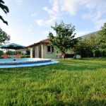 Vacation Home in Mostar Buna Little Paradise with open swimming pool - outside space with garden