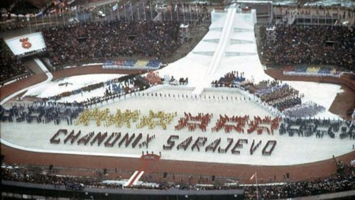 sarajevo winter olympic gamessarajevo winter olympic games