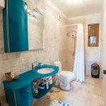 Luxury Villa Verde Kosor Barhroom Blue