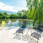 Villa Verde Luxury Retreat Residance Riverside Swimming Pool Deck