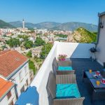 Rooftop Terrace Apartment Mostar Old Town with magnificent views
