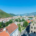 Rooftop Terrace Apartment Mostar Old Town View 2
