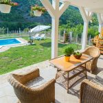 Vacation Home My Dream - Holiday Home in Mostar - View to Pool