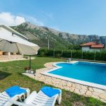 Vacation Home My Dream - Holiday Home in Mostar - outside terrace swimming pool
