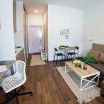 Green Leaf Studio Apartment Mostar Living areaMostar