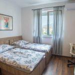 Green Leaf Studio Apartment Mostar Sleeping area