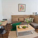Green Leaf Studio Apartment Mostar Sitting Room