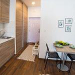Green Leaf Studio Apartment Mostar Dining Area