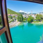 Old Bridge Apartment 1 | UNESCO River Neretva and the bridge view from the window