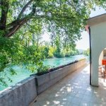 Mostar Villas - Villa Idila Buna Mostar / Open swimming pool and private river beach Semi-coverd Outside Dining Area 2