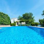 Mostar Villas - Villa Idila Buna Mostar / Open swimming pool and private river beach