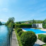 Villa Idila Buna Mostar Villas Open Swimming Pool and River Beach 3