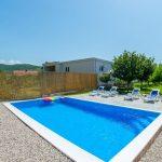 Mostar Villa - Villa King's Garden just minutes from Bčagaj Tekke - Villa with open swimming pool - swimming pool