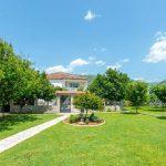 Mostar Villa - Villa King's Garden just minutes from Bčagaj Tekke - Villa with open swimming pool - garden view