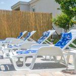 Mostar Villa - Villa King's Garden just minutes from Bčagaj Tekke - Villa with open swimming pool - swimming pool nad the deck 2