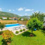 Mostar Villa - Villa King's Garden just minutes from Bčagaj Tekke - Villa with open swimming pool - garden 3