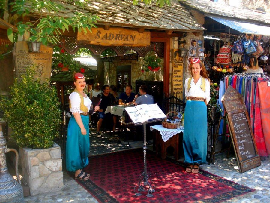 Hit Booker Mostar | Luxury Villas | Holiday Homes | Apartments | Rooms | Tours Best-Mostar-Restaurants-and-Cafes-Sadrvan-Mostar Top Things to Know about the Mostar Coffee Culture phenomenon