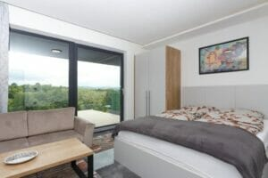 Hit Booker Mostar   Luxury Villas   Holiday Homes   Apartments   Rooms   Tours 303196181-300x200 Deluxe Belvedere Apartments