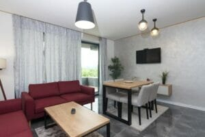 Hit Booker Mostar   Luxury Villas   Holiday Homes   Apartments   Rooms   Tours 303200345-300x200 Deluxe Belvedere Apartments
